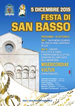 Festa San Basso
